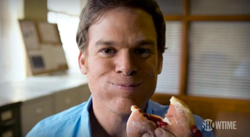 Dexter Jelly Donut