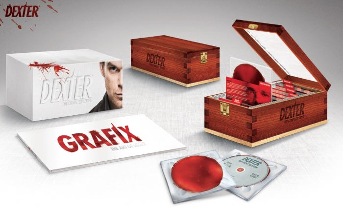 Dexter: The Complete Series to be Released on Blu-ray