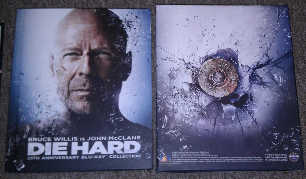 Die Hard 25th Anniversary Blu-ray Collection