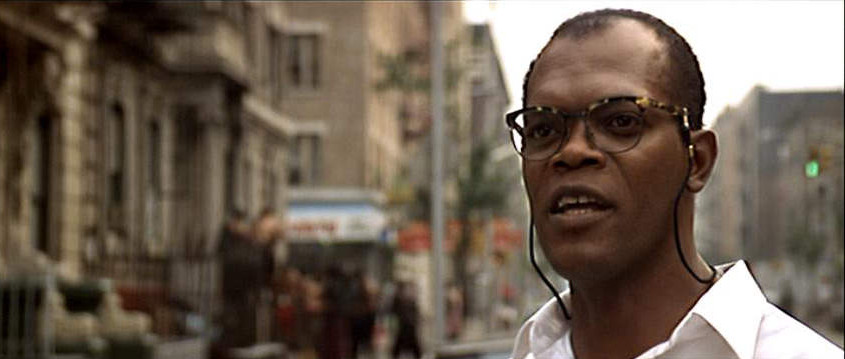 Die Hard With a Vengeance Zeus Carver Sam Jackson Die Hardest: A Retrospective   Die Hard With A Vengeance (1995)