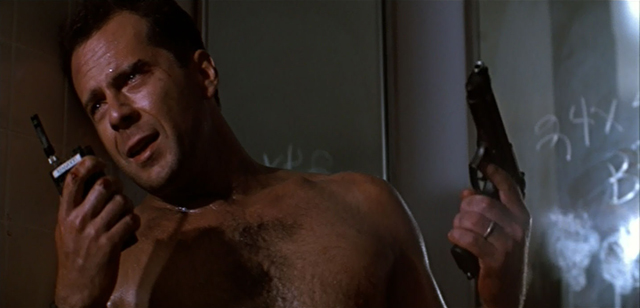 Die Hard Die Hard 25th Anniversary Blu ray Collection Review