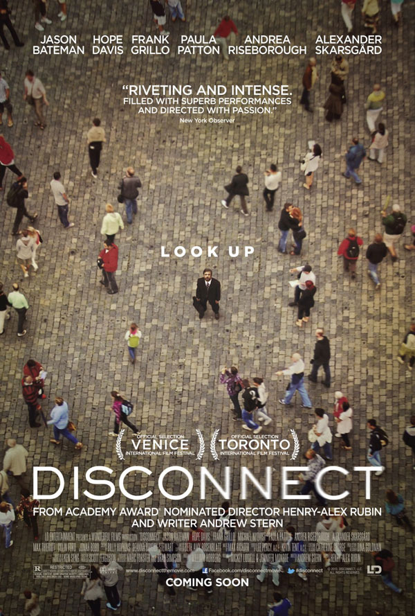 Disconnect Poster Disconnect Movie Review