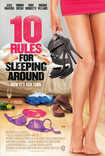 Discover the 10 Rules for Sleeping Around in New Clip Discover the 10 Rules for Sleeping Around in New Clip