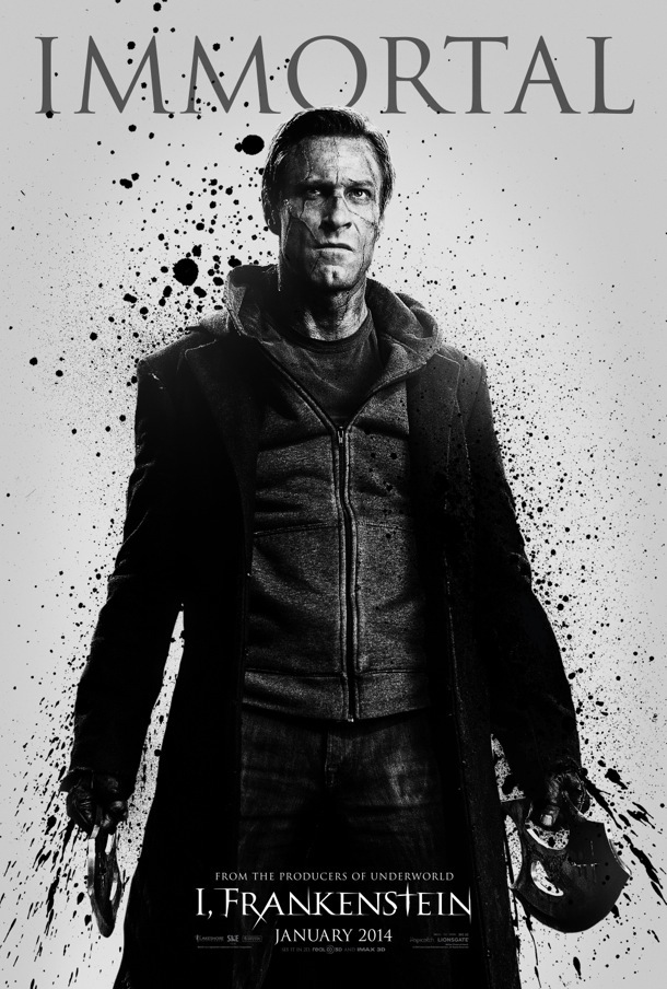 Discover the Secret to Possession with New I Frankenstein Clip Discover the Secret to Possession with New I, Frankenstein Clip