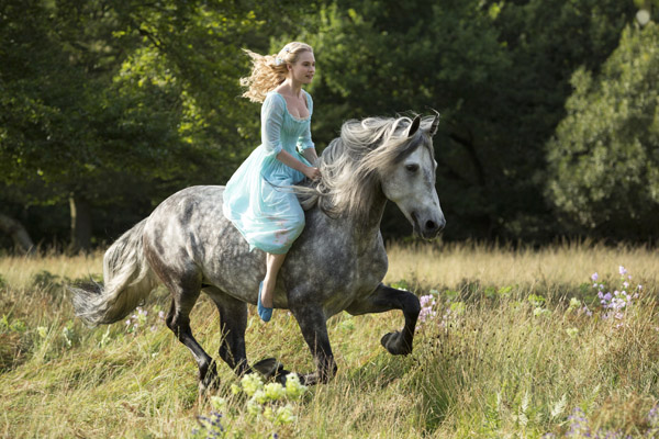 Disney's Live Action Cinderella Begins Principal Photography Disney's Live Action Cinderella Begins Principal Photography in London