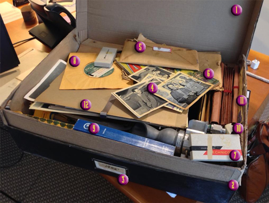 Disney Archivist Undcovers Clues of Mysterious Box 1952 Twitter Photo Disney Archivist Undcovers Clues of Mysterious Box 1952 Twitter Photo