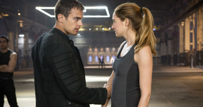Divergent Receives Official Worldwide IMAX Release