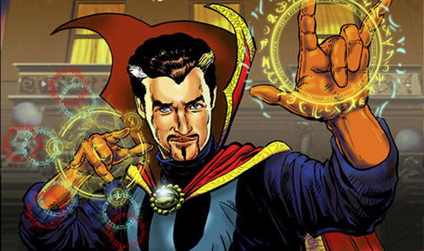 Doctor Strange Movie News Cheat Sheet: Star Wars, Marvel, Star Wars, Marvel …