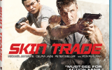 Dolph Lundgren's Skin Trade Blu-ray Cover