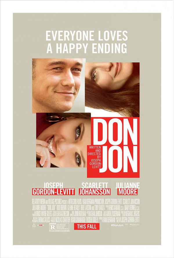 Don Jon Poster Don Jon Movie Review