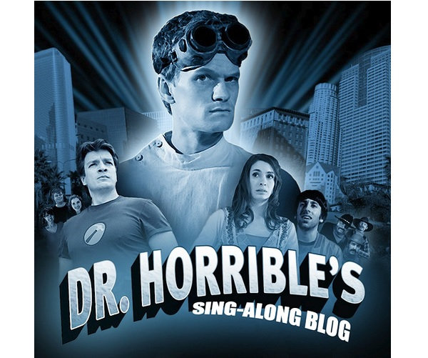 Dr. Horrible Sing Along Blog