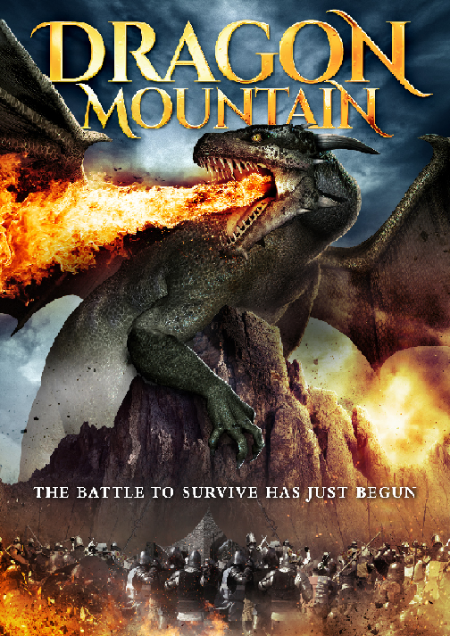 Shockya's Exclusive Debut of the 'Dragon Mountain' Movie Trailer