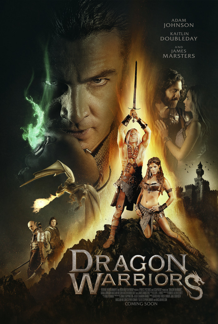 Dragon Warriors Official Poster Enter Dragon Warriors Fantasy World  with First Trailer