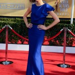E Host Giuliana Rancic Stans in Max Azria Atellier Gown at SAG Awards 20131 150x150 Modern Family Star Sarah Hyland Stuns in Max Azria Atelier at 2013 Golden Globe Awards