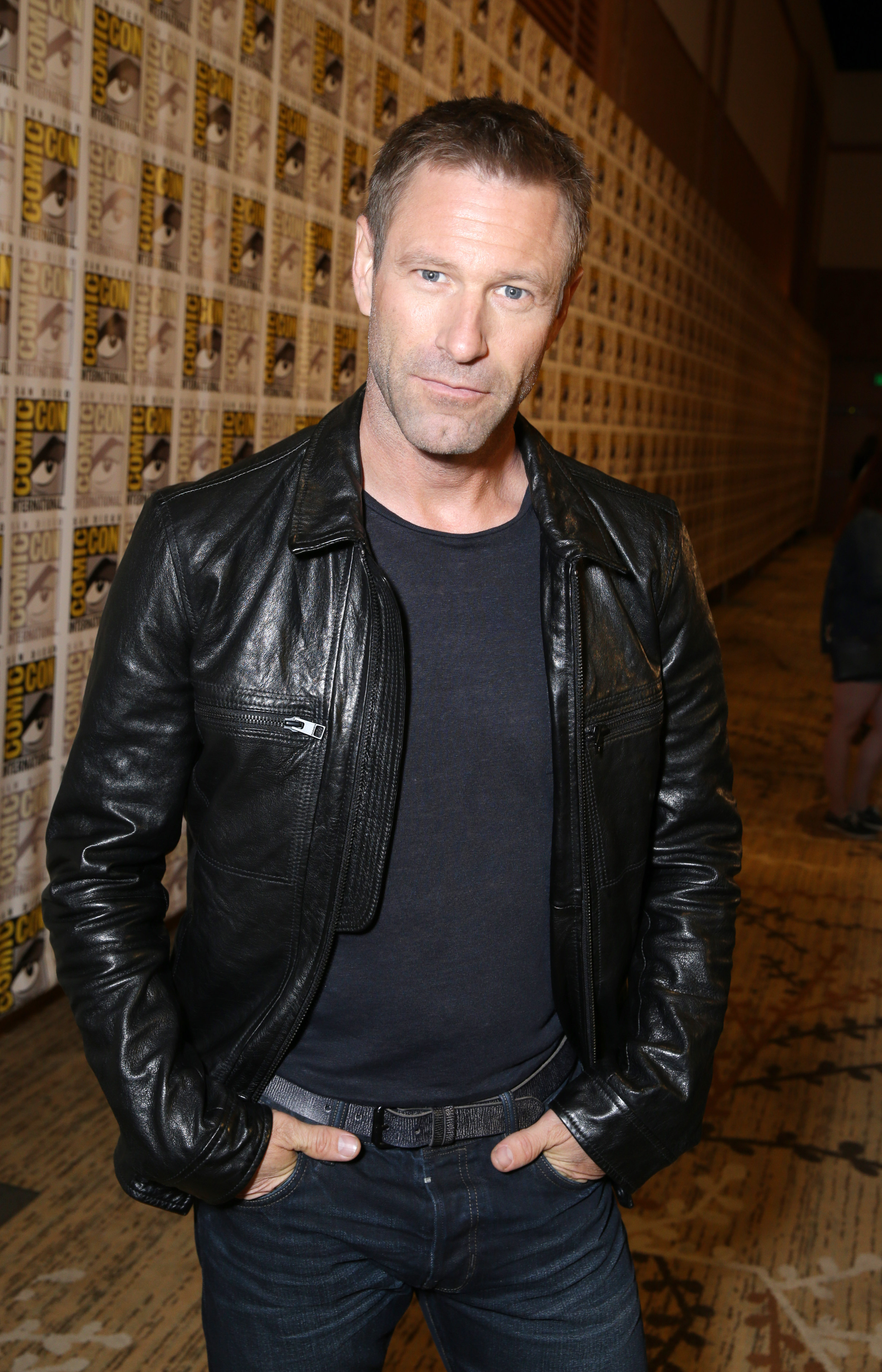 EC1 2823 I, Frankenstein Queries Immortality with Photos at San Diego Comic Con