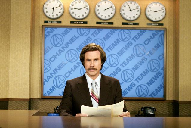EPIX and Paramount Launch The Search for the Next Ron Burgundy Contest
