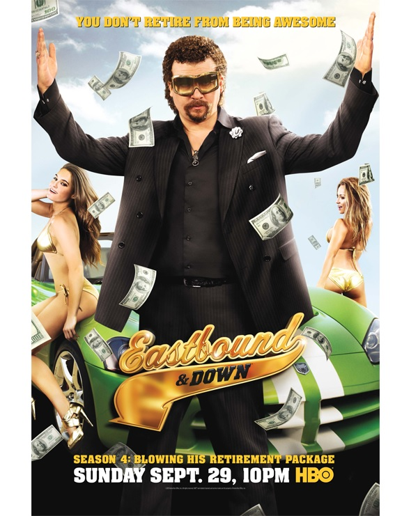 Eastbound and Down New Eastbound & Down Clips Give Sneak Peek of The Fourth  and Last  Season