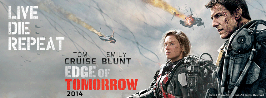 Edge Of Tomorrow New Teaser for Edge of Tomorrow Brings Time Travel to Alien Fights