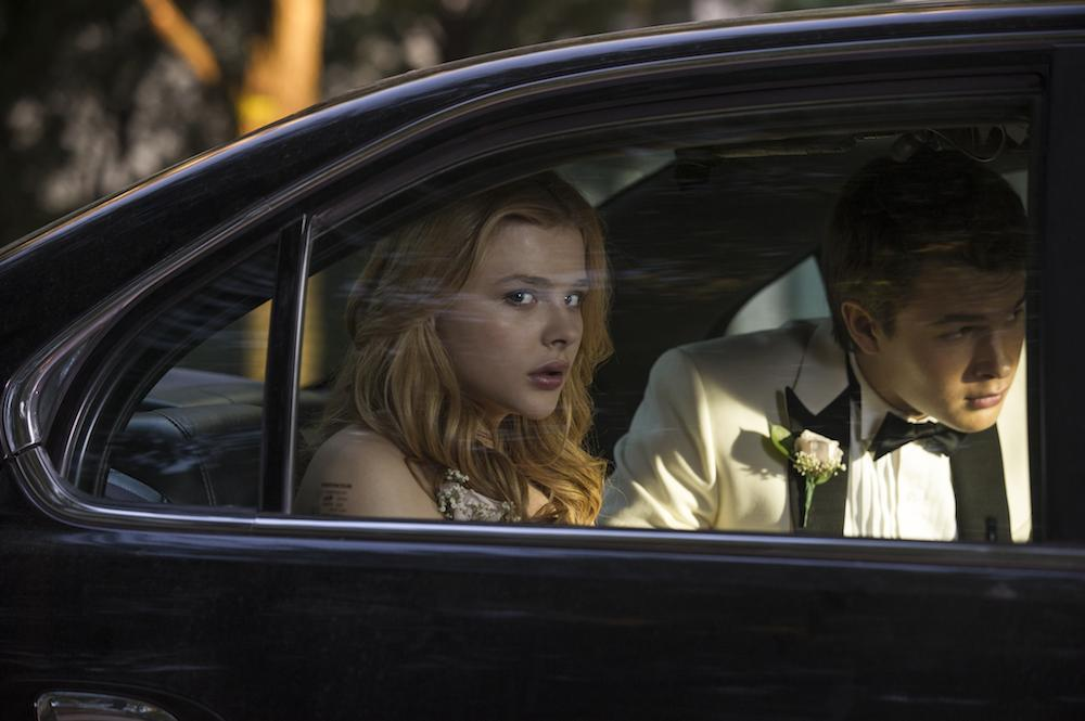 Eerie New Still from Carrie Released Featuring Chloe Moretz Eerie New Still from Carrie Released Featuring Chloe Moretz