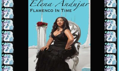 Elena Andujar Flamenco in Time Album Cover