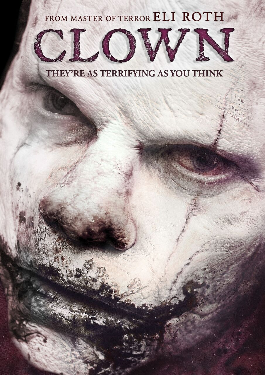 Eli Roth's Clown Invading Homes in Blu-ray and DVD Release