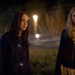 Ellen Page and Brit Marling in The East 150x150 Arrest Warrant Issued For Ellen Pages Stalker