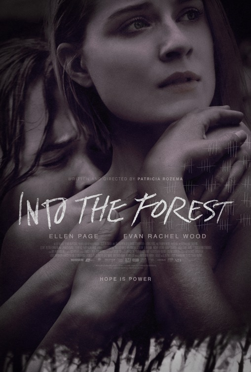 Ellen Page and Evan Rachel Wood Go Into the Forest in with Sci-Fi Drama's Release