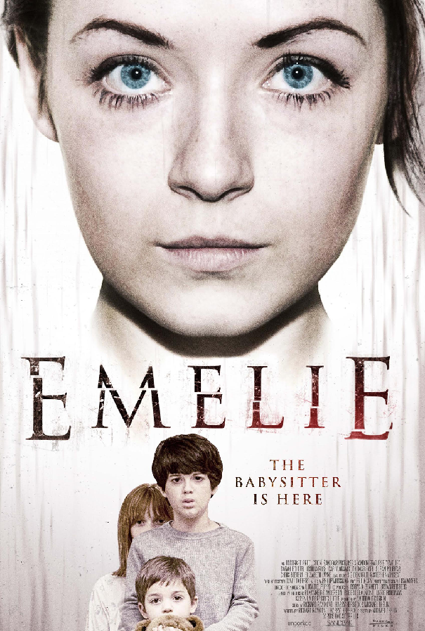 Emelie's Trailer and Poster Shows Sarah Bolger Starring as the World's Worst Babysitter