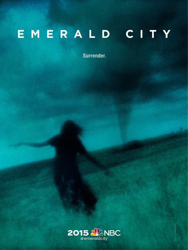Emerald City NBC poster NBC Cancels Direct to Series Order of Emerald City