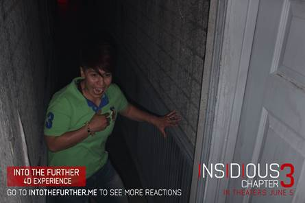 Encounter the Horror of Insidious Chapter 3 with  the Into The Further 4D Experience-Fan 1