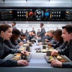 Enders Game Ender Petra Battle School Mess Hall 150x150 True Grit's Hailee Steinfeld To Join Ender's Game