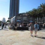 The Ender's Game Fan Experience at SDCC 2013