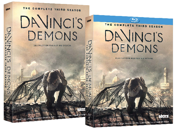 Enter the Bargello Prison in Exclusive Da Vinci's Demons Season 3 Bonus Feature Clip