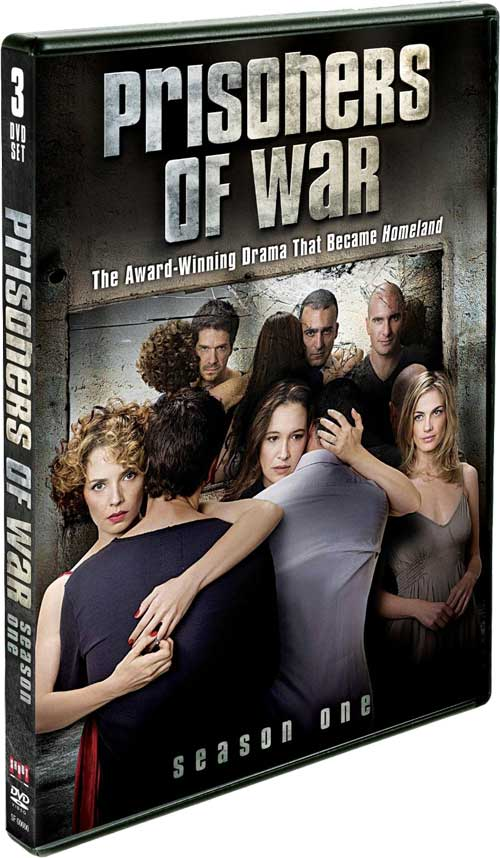 Enter to Win a Prisoners of War DVD in Shockya's Twitter Giveaway