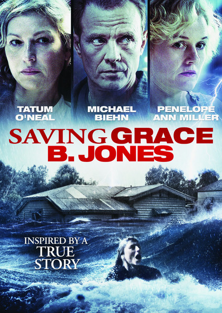 Enter to Win a Saving Grace B. Jones DVD in Shockya's Twitter Giveaway