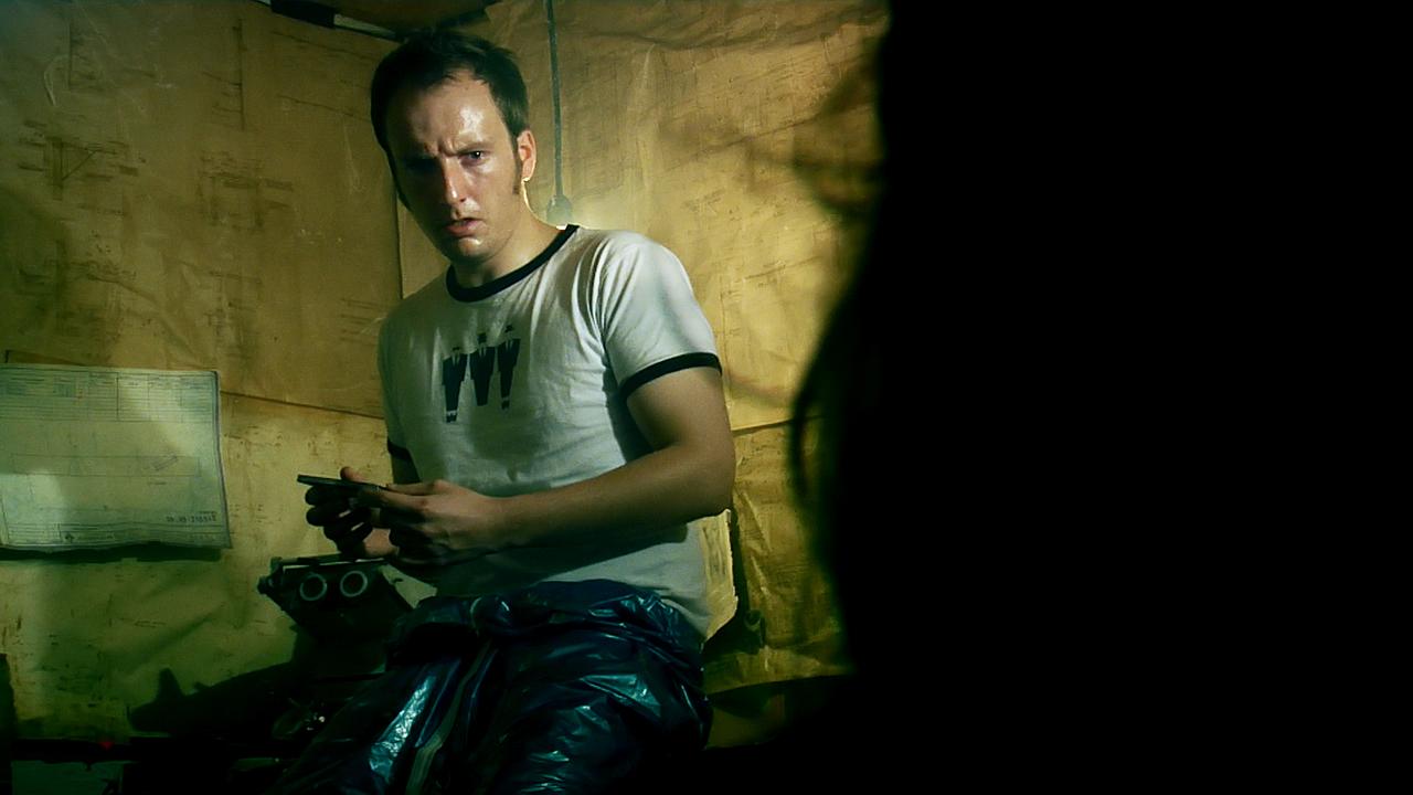 Erlend Nervold in Fantasy Horror Film Thale VOD Release