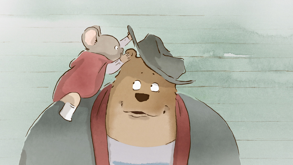 Ernest and Celestine Ernest and Celestine Movie Review