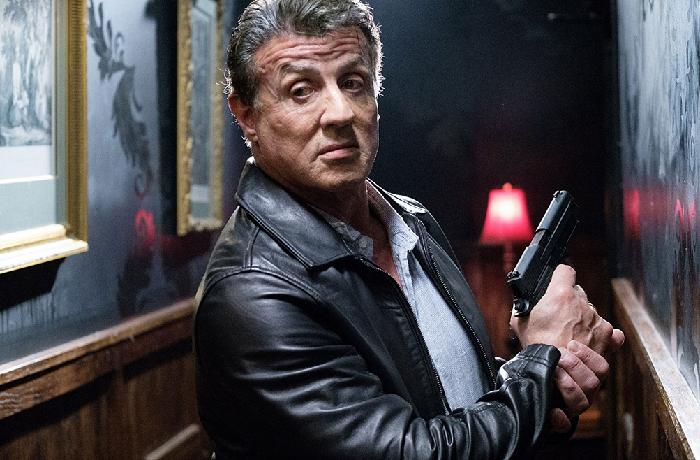 Sylvester Stallone in Escape Plan 2: Hades