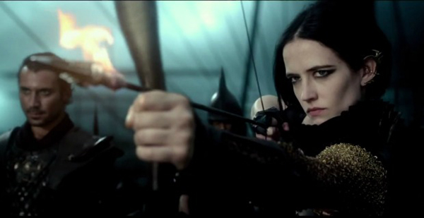 Eva Green in 300 Rise of an Empire Box Office Predictions: 300: Rise Of An Empire Wages War At The Box Office