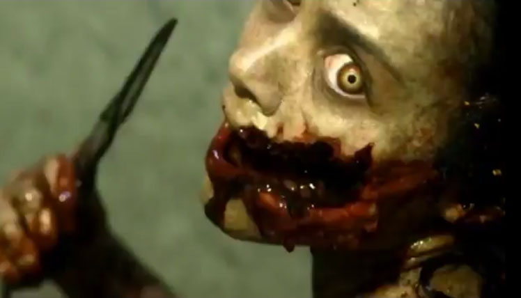 Evil Dead Mouth Cut Another New Evil Dead TV Spot Hits The Web