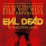 Evil Dead Red Movie Poster 150x150 Kick Ass New Poster for Evil Dead