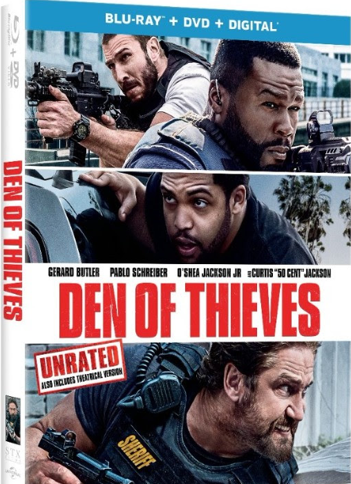 Exclusive Interview Christian Gudegast Talks Den of Thieves (Blu-ray and DVD Release)