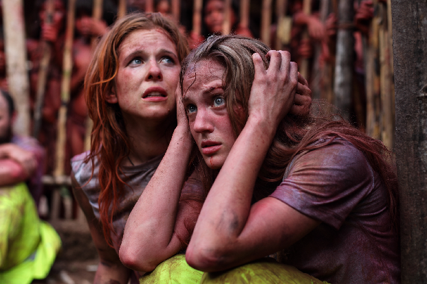 Exclusive Interview: Magda Apanowicz Talks The Green Inferno (Blu-ray and DVD Release)