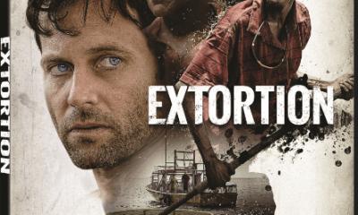Extortion DVD Art