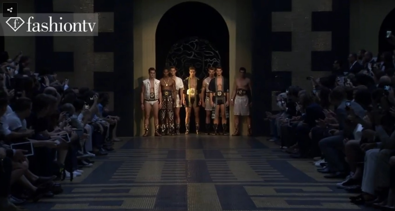 F.Men Versace Fashion TV Want to See the Latest in Male Fashion? Check Out Fashion TVs F.Men