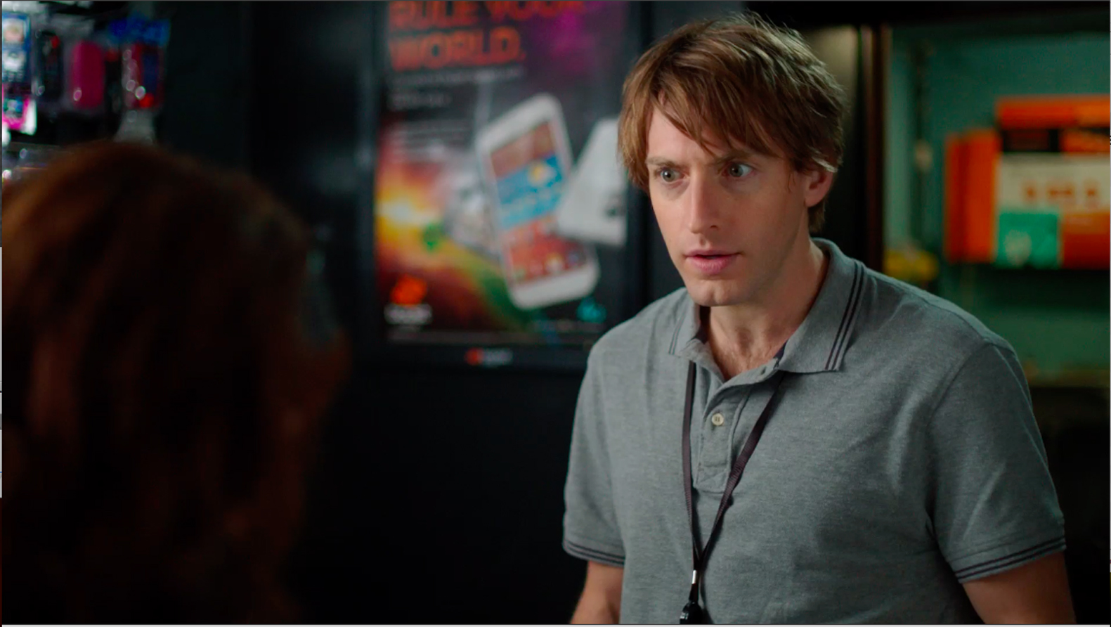 Fran Kranz in The Truth About Lies