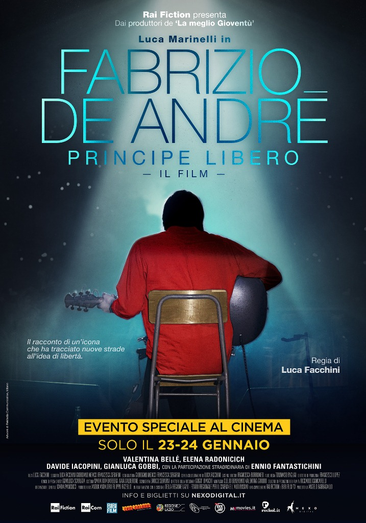 Fabrizio De Andre Movie Poster