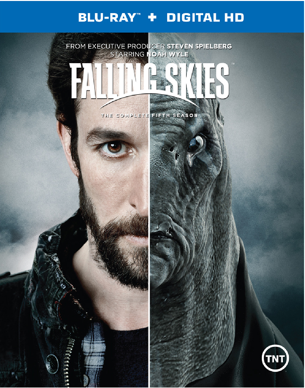 Falling Skies The Complete Fifth Season Blu-ray Cover
