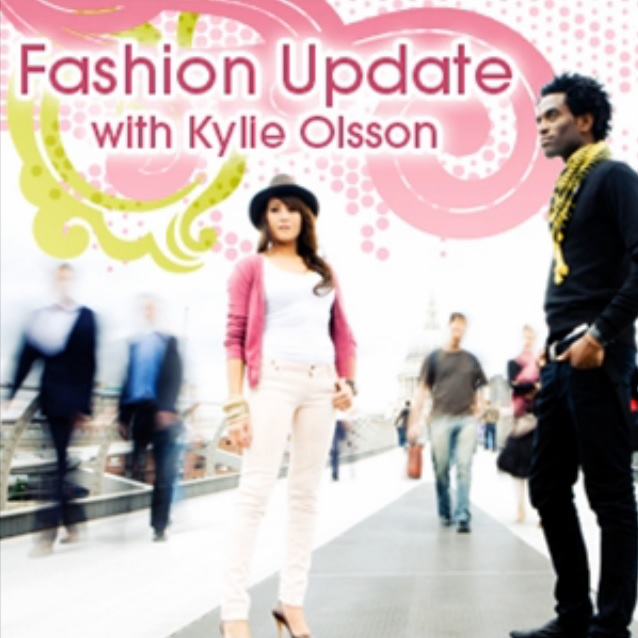 Fashion Update Kylie Olsson Logo Watch The Fashion Update with Kylie Olsson for Free on FilmOn
