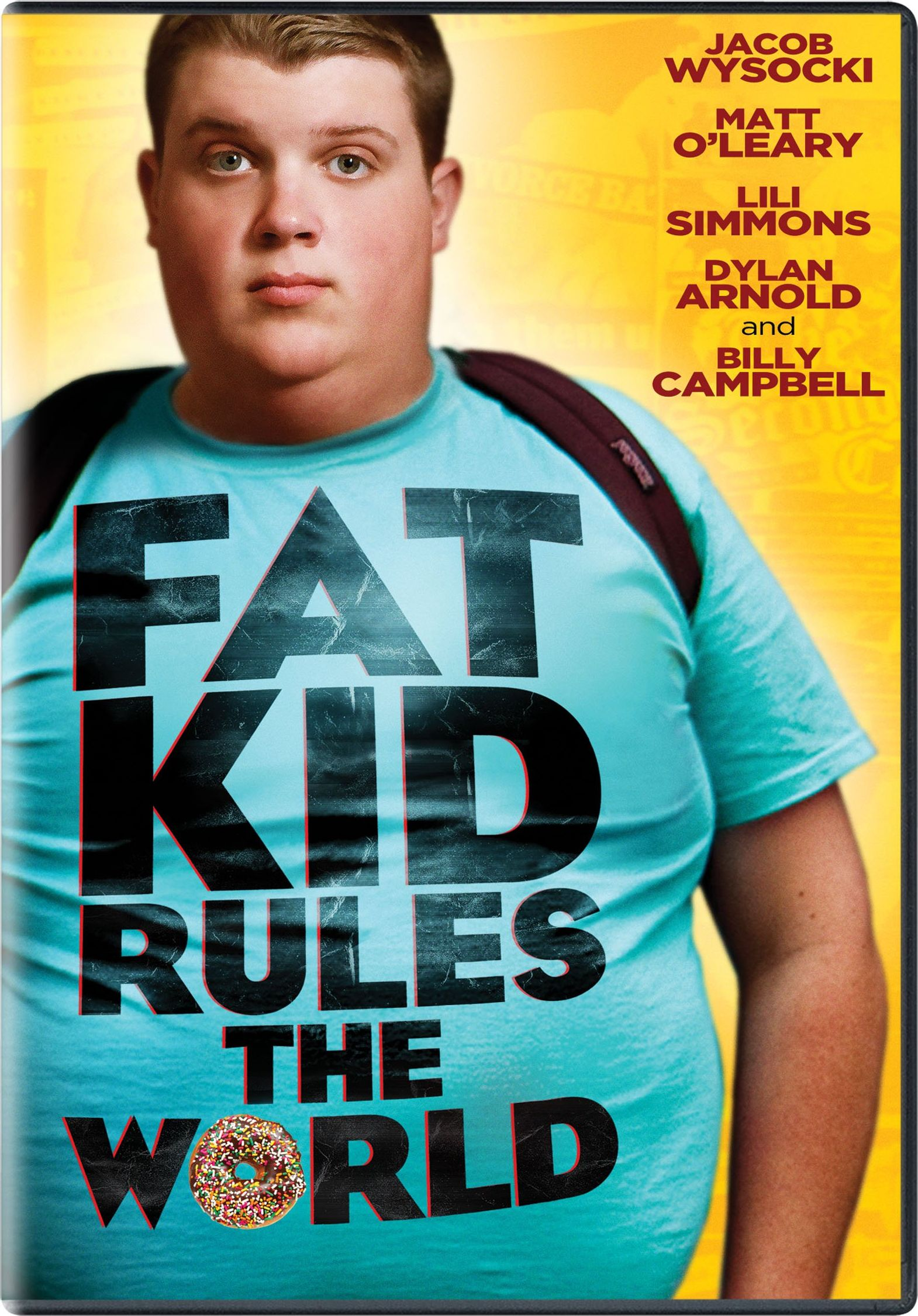 Fat Kid Rules the World DVD Matthew Lillards Directorial Debut, Fat Kid Rules the World, Hitting DVD